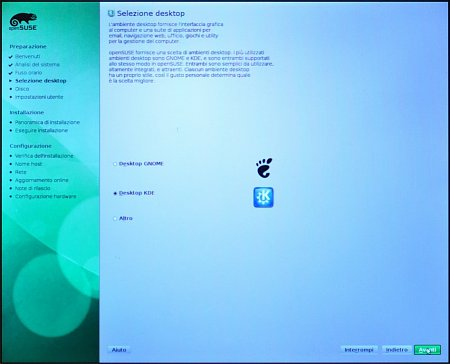 Come installare Opensuse 11.3 - How to install Opensuse 11.3-08_selection_desktop_environment.jpg