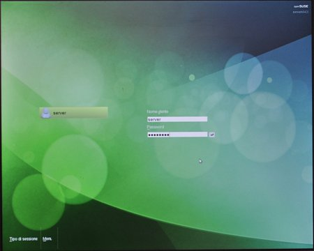 Come installare Opensuse 11.3 - How to install Opensuse 11.3-52_login.jpg