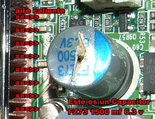 condensatori pc