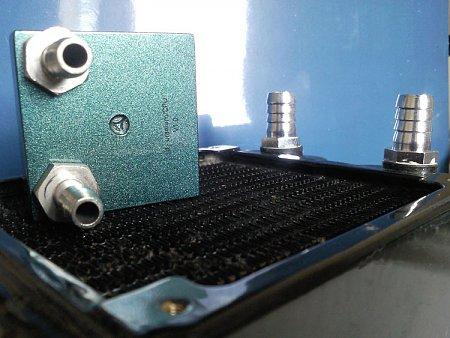 [PG+sped] vendo radiatore 120 con raccordi e waterblock-wb03.jpg