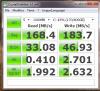 WD1002FAEX ICH10R raid0 CrystalDiskMark str128 cache Write back attiva