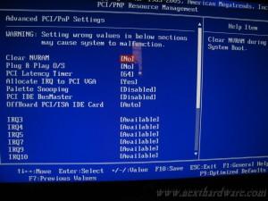 EVGA P55 E658 FTW NF200 Preview + Bios Screenshots + I7 920 vs I5 750