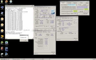 Score SuperPi 1 MB MemoryExtreme Team Italy