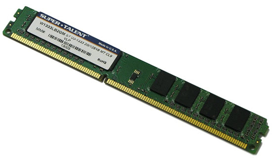 DDR3 LV Super Talent