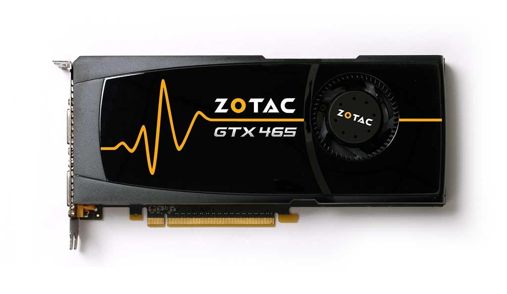 Zotac GTX 465_1