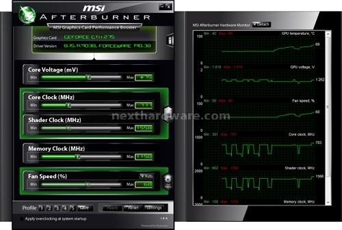 MSI annuncia Afterburner overclock utility 1