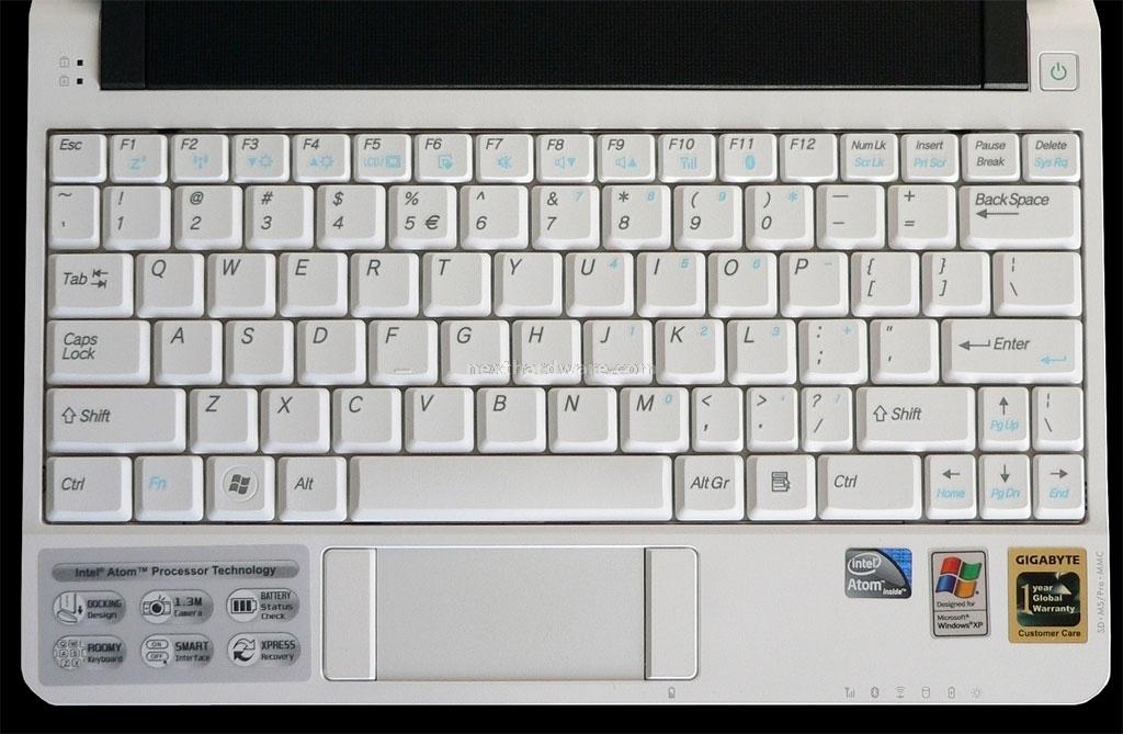 Gigabyte M1022M Notebook Elantech Touchpad Driver UPDATE