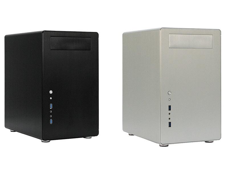 Jonsbo presenta il piccolo rm1 for Case modulari molto compatte