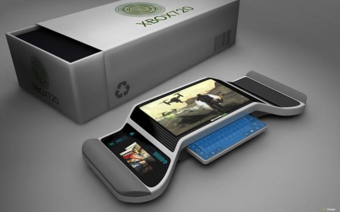 xbox 720 concept. xbox720-concept