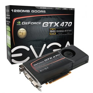 EVGA GeForce GTX470