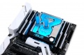 Un solo waterblock full cover compatibile con le ASUS X299 Prime e TUF.