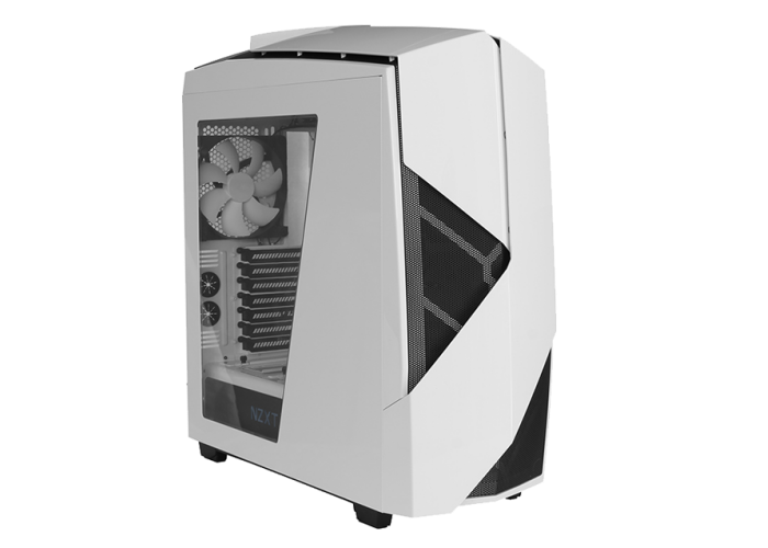 Nzxt noctis 450 1 packaging bundle recensione for Case modulari molto compatte
