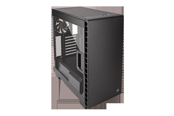 Corsair carbide 400c 400q 2 esterno recensione for Case modulari molto compatte