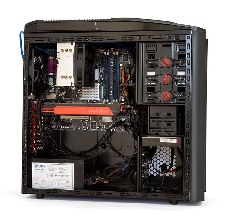 CLP05Dissipatore Thermaltake Tt Contac Ventole e Dissipatori