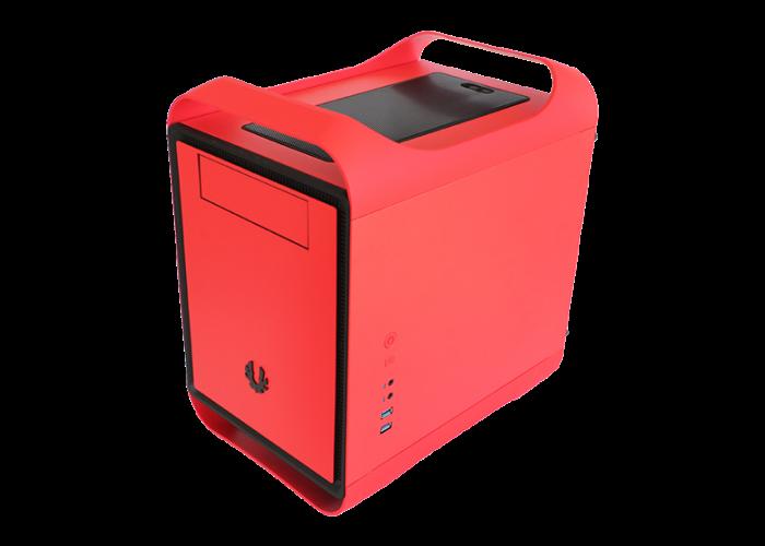 Bitfenix prodigy m color recensione for Case modulari molto compatte