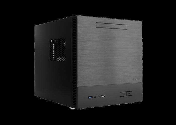 Antec isk600m recensione for Case modulari molto compatte
