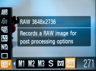 File raw o file jpeg per la fotografia