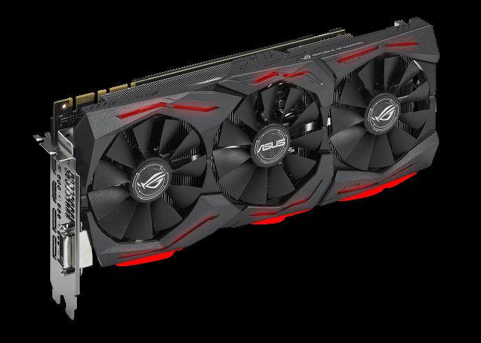 ca46d86099bc6e ASUS ROG STRIX GeForce GTX 1080 OC e GTX 1070 OC | Recensione