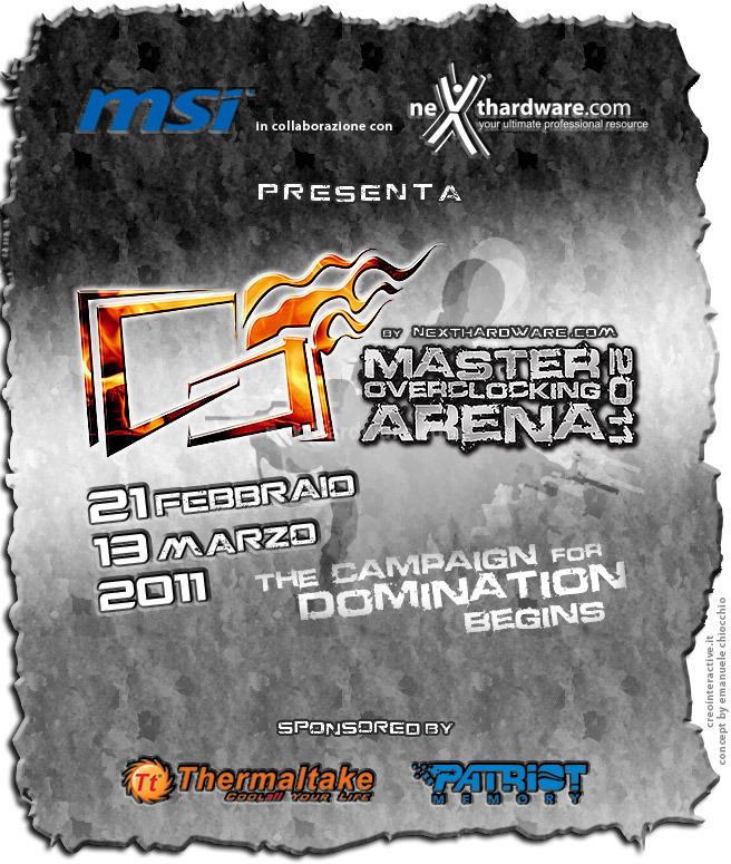 Master Overclocking Arena 2011 1