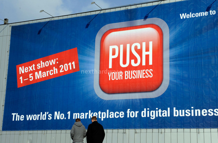 CeBIT 2011, live coverage! 1