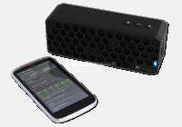 Uno speaker portatile decisamente sorprendente per potenza e versatilità.