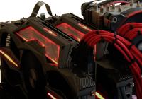 Uno SLI di GeForce GTX 980 AMP! Extreme Edition per giocare sino a 3840x2160.