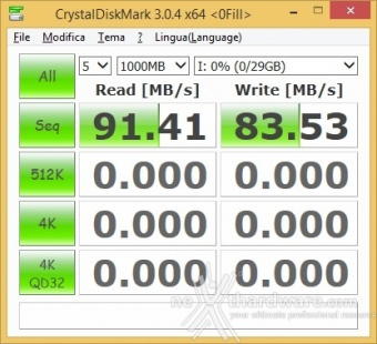 Toshiba EXCERIA PRO SDHC UHS-II 32GB 3. Prestazioni 6