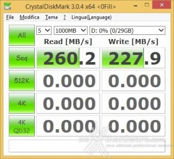 Toshiba EXCERIA PRO SDHC UHS-II 32GB 3. Prestazioni 7