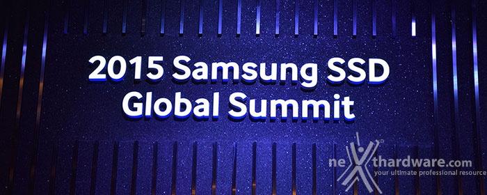Samsung SSD Global Summit 2015 1