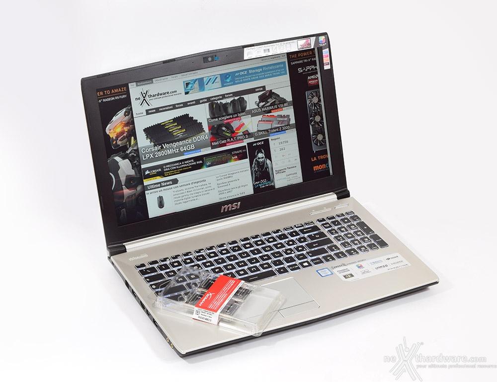 HyperX Impact DDR4 2400MHz 16GB | 2  Metodologia di test e