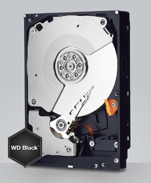 WD Black 6TB 1