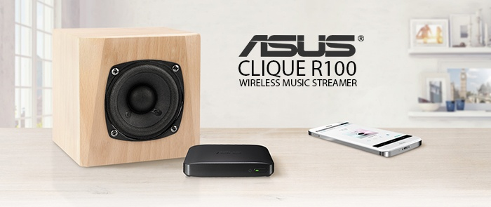 ASUS Clique R100 1