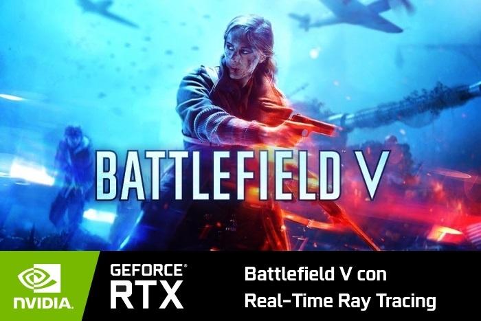 Il futuro secondo NVIDIA - Battlefield V & Ray Tracing 1