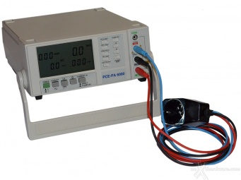 ENERMAX ETS-T50 AXE 5. Sistema di prova e metodologia di test 3
