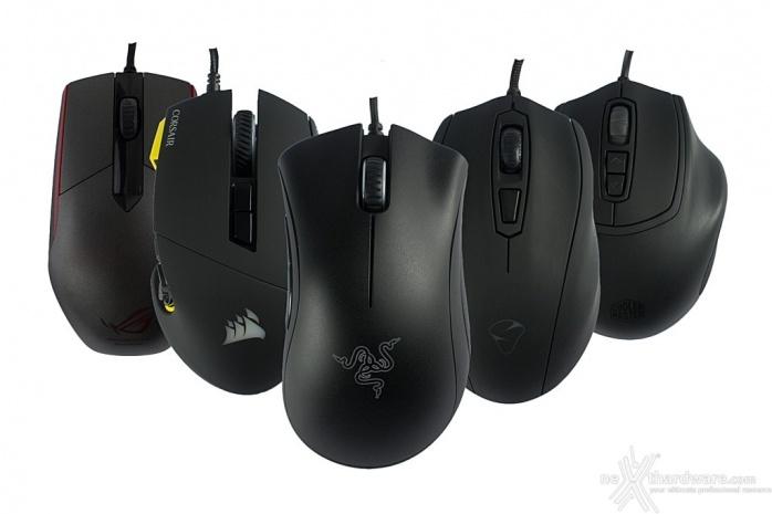 Come scegliere un buon mouse da gioco 1