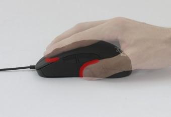 Come scegliere un buon mouse da gioco 9. Le prese: Palm, Claw e Fingertip 6