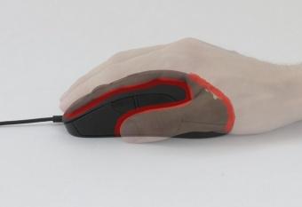 Come scegliere un buon mouse da gioco 9. Le prese: Palm, Claw e Fingertip 1
