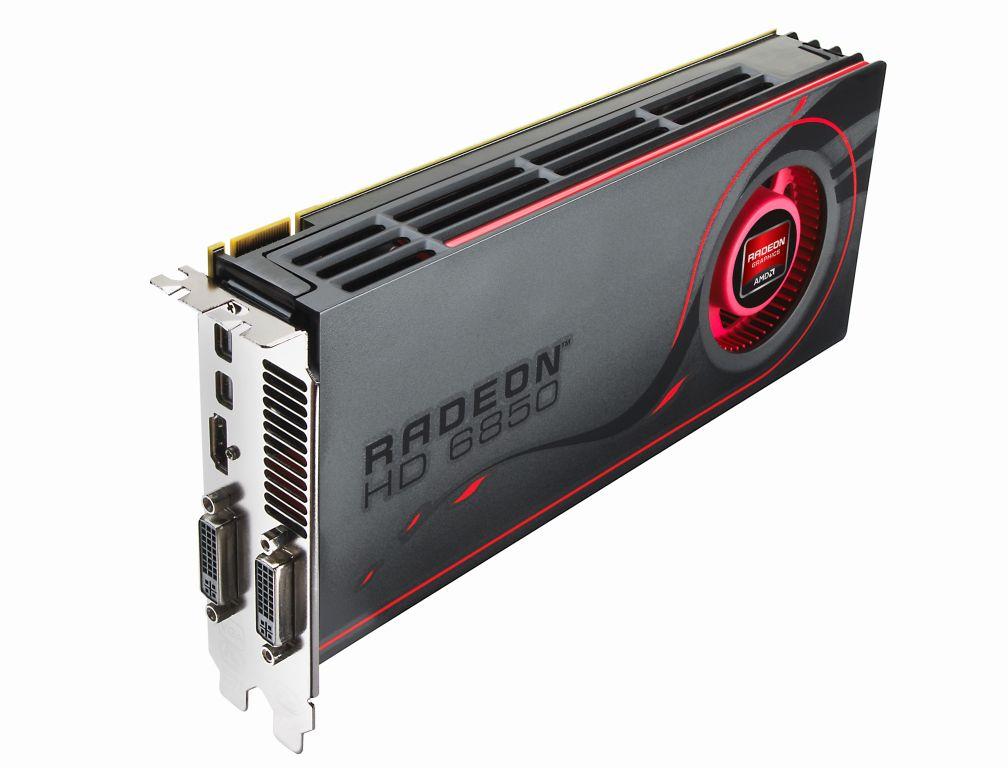 Amd Radeon Hd 6800