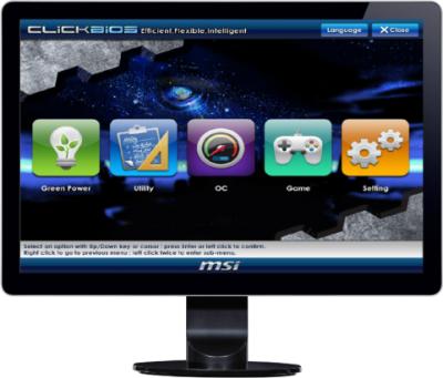 MSI UEFI ClickBIOS Contest 2