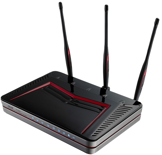 Asus RT-N66U Dual-band Gaming Router 1
