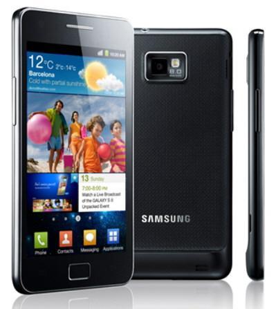 Samsung è pronta al lancio del suo Galaxy S II 1
