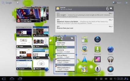 Al Google I/O 2011 la presentazione ufficiale di Android 3.1 Honeycomb e Android Ice Cream Sandwich 2