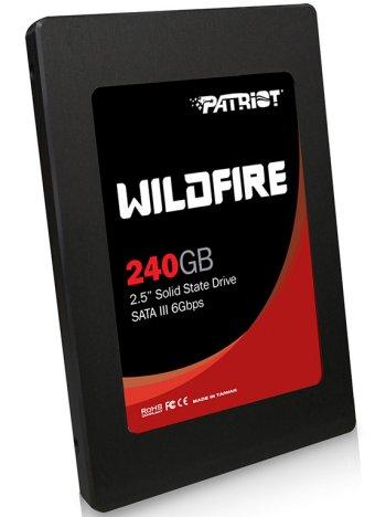 Patriot annuncia le prime spedizioni degli SSD WildFire 1