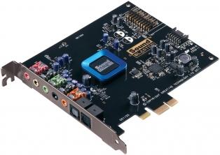 Creative annuncia le Sound Blaster SoundCore 3D PCIe 1
