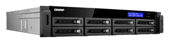 QNAP presenta i nuovi server rack Turbo NAS con processori Xeon Quad-core e Core i3 1