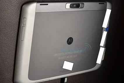 Motorola Xoom 2 Media Edition e Xoom 2 5
