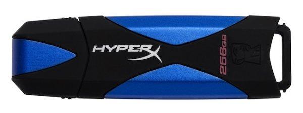 Kingston lancia la velocissima DataTraveler HyperX 3.0 1