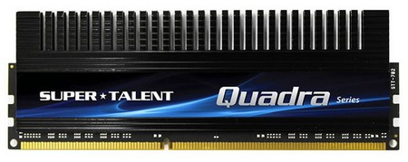 Super Talent presenta le DDR3 2133MHz della serie Quadra 1