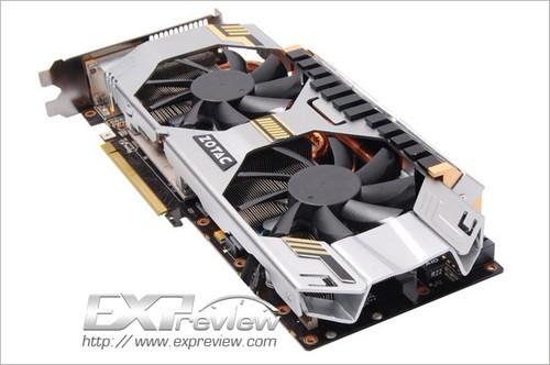 Prime immagini della Zotac GeForce GTX 680 Extreme Edition  1