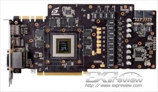 Prime immagini della Zotac GeForce GTX 680 Extreme Edition  2